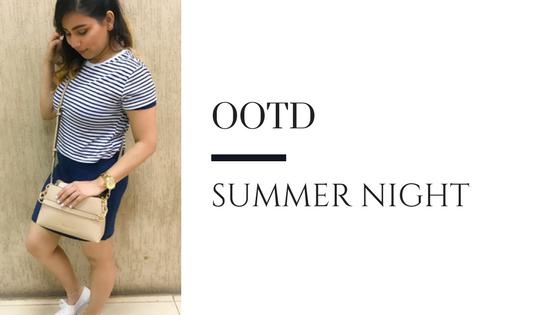 ootd-summer-night