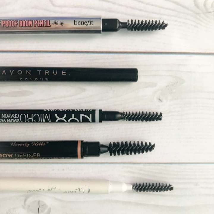 The Battle of the BROW PENCILS