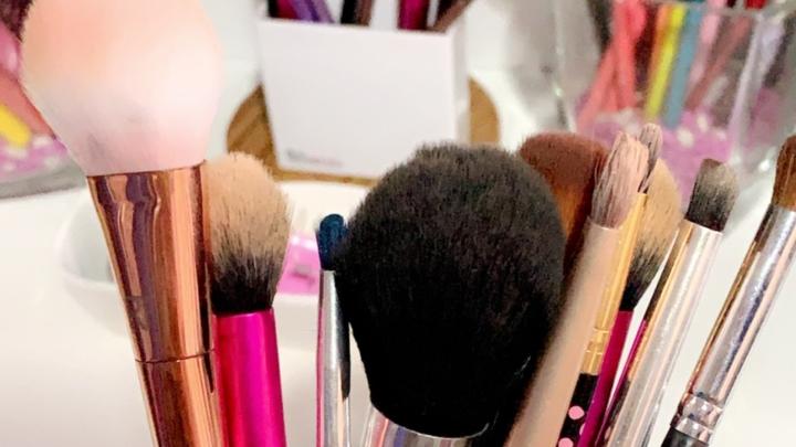 How I wash my MakeupBrushes