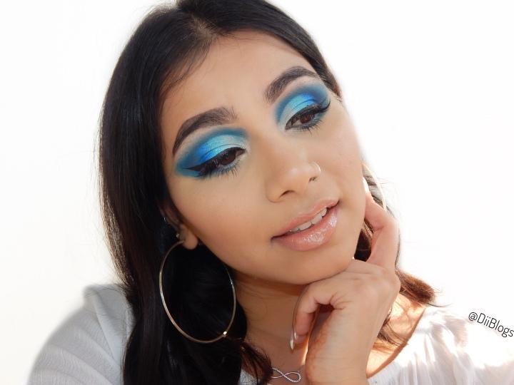 Gradient Blue Eyeshadow |BPerfect