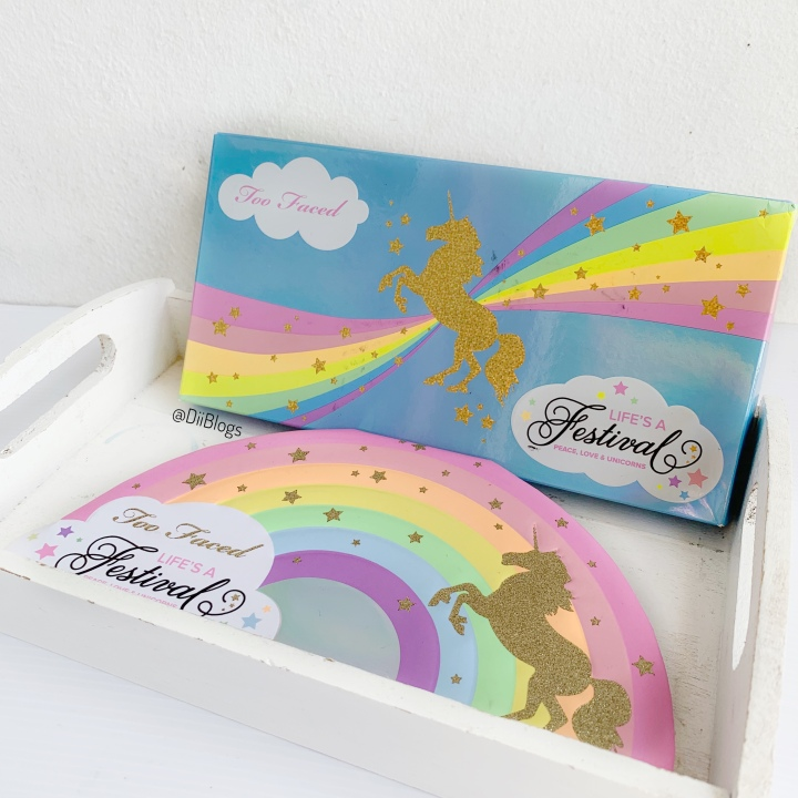 My thoughts on: Too Faced Unicorn Palette