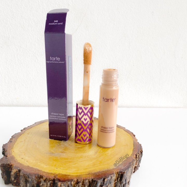 My Thoughts on: Tarte Shape TapeConcealer