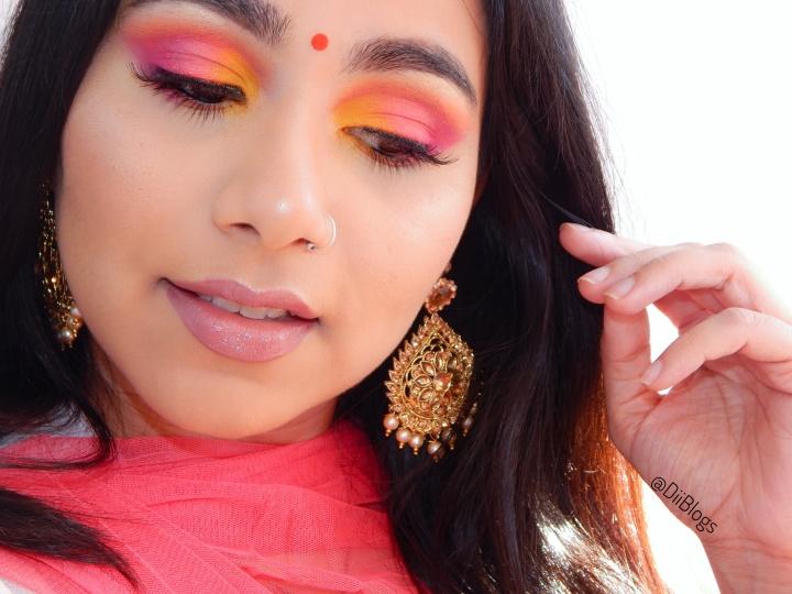 Diwali Makeup Look |Pictorial